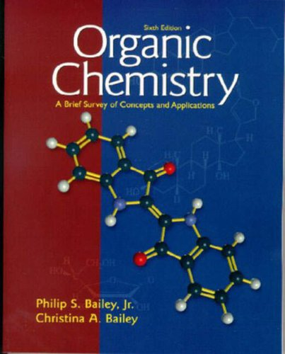 9780130179692: Organic Chemistry: A Brief Survey of Concepts and Applications: International Edition