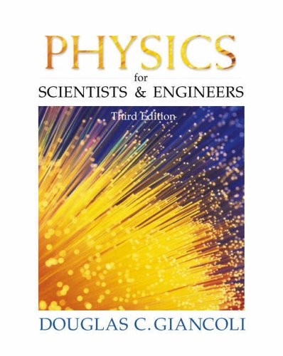 9780130179753: Physics for Scientists & Engineers - Part 4 (3rd, 00) by Giancoli, Douglas C [Paperback (2000)]