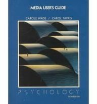 9780130180889: Psychology: Media User's Guide