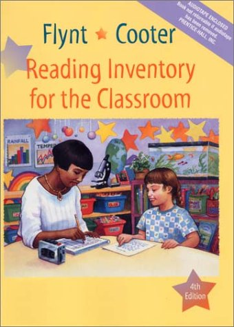 9780130181619: Reading Inventory for the Classroom
