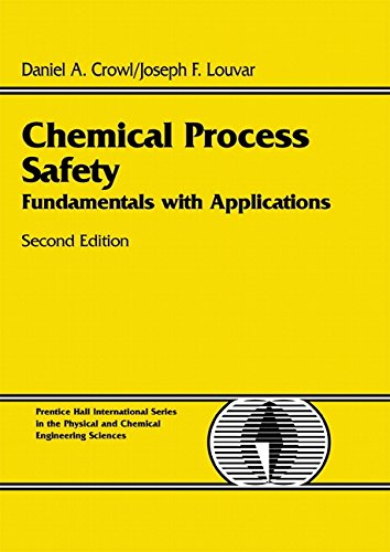 9780130181763: Chemical Process Safety: Fundamentals with Applications (2nd Edition)