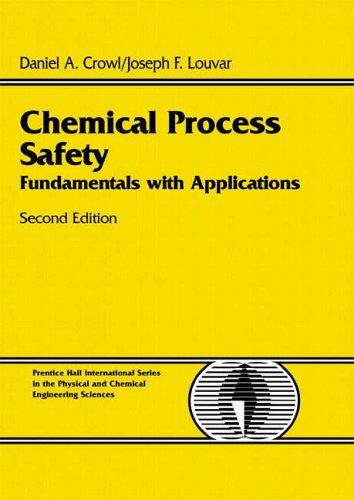 9780130181763: Chemical Process Safety: Fundamentals with Applications (Prentice-Hall International Series in the Physical and Chemi)
