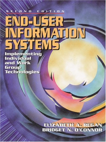 9780130182647: End-User Information Systems: Implementing Individual and Work Group Technologies (2nd Edition)