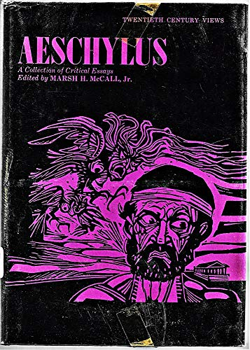 9780130183170: Aeschylus: A Collection of Critical Essays (20th Century Views)