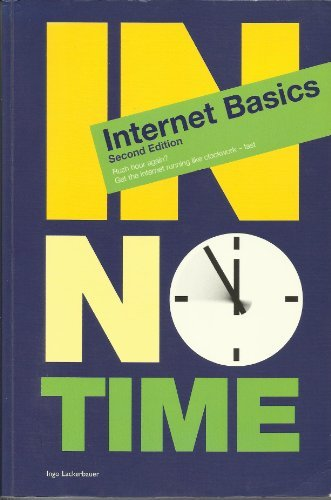 9780130183224: Internet Basics (In No Time S.)