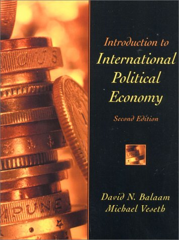9780130183491: Introduction to International Political Economy (2nd Edition)