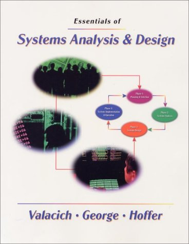 9780130183736: Essentials of Systems Analysis and Design