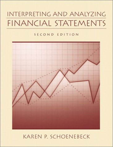 9780130183767: Interpreting and Analyzing Financial Statements (2nd Edition)