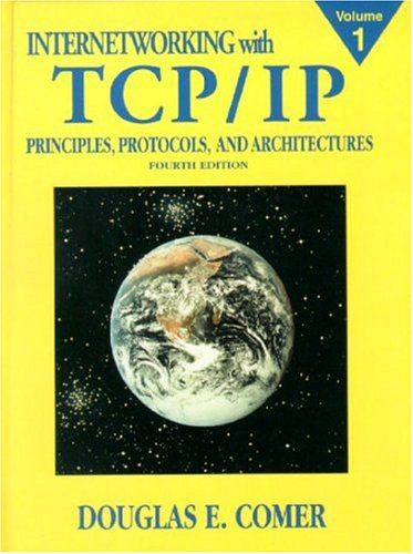 9780130183804: Internetworking With Tcp/Ip: Principles, Protocols, and Architecture: 1