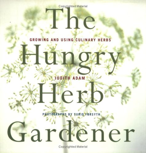 Hungry Herb Gardener: Adam, Judith