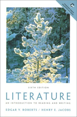 9780130184016: Literature: An Introduction to Reading and Writing (6th Edition)