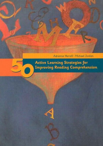 9780130184382: 50 Active Learning Strategies for Improving Reading Comprehension (Fifty ELT Series)