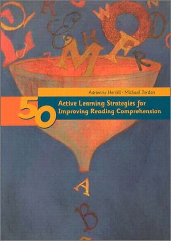9780130184382: Fifty Active Learning Strategies for Improving Reading Comprehension