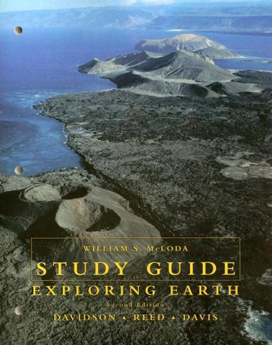 9780130184801: Study Guide for Exploring Earth: An Introduction to Physical Geology