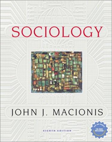 9780130184955: Sociology (8th Edition)