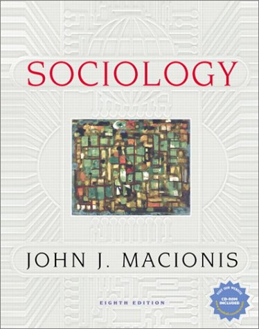 9780130184955: Sociology (8th Edition)