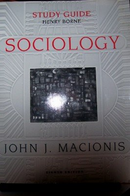 9780130185068: Study Guide: Sociology