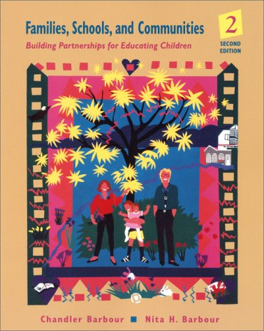 9780130185525: Families, Schools, and Communities: Building Partnerships for Educating Children (2nd Edition)