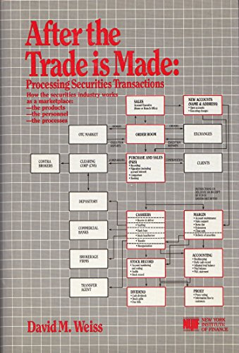 9780130185815: After the Trade is Made: Processing Securities Transactions