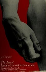 9780130186065: 'AGE OF HUMANISM AND REFORMATION: EUROPE IN THE 14TH, 15TH AND 16TH CENTURIES'