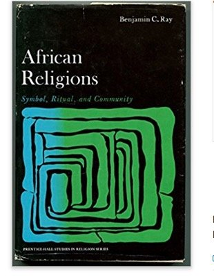 9780130186300: African Religions: Symbol, Ritual, and Community (Prentice-Hall studies in religion series)