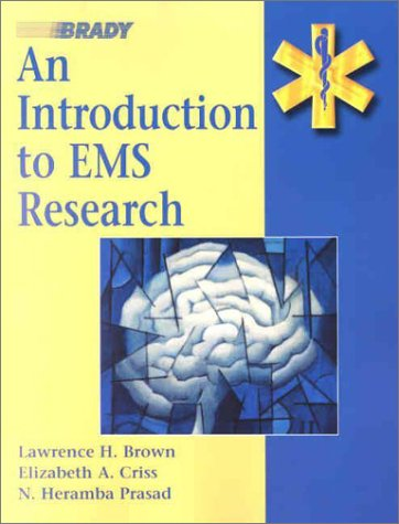 9780130186836: An Introduction to EMS Research