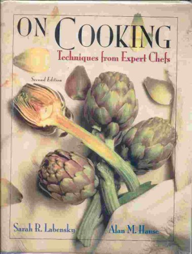 9780130187864: On Cooking: Techniques from Expert Chefs: 3