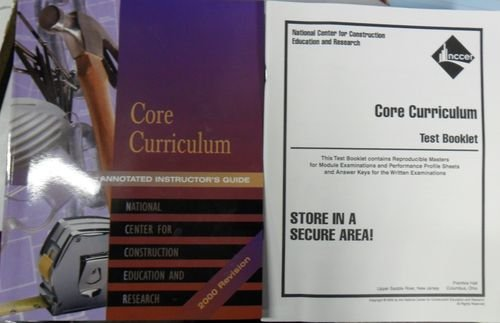 9780130189066: Core Curriculum: Annotated Instructors Guide