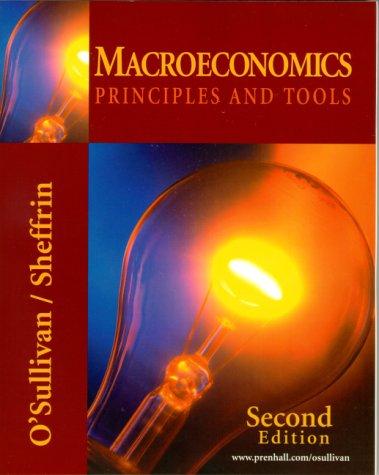 9780130189752: Macroeconomics: Principles and Tools