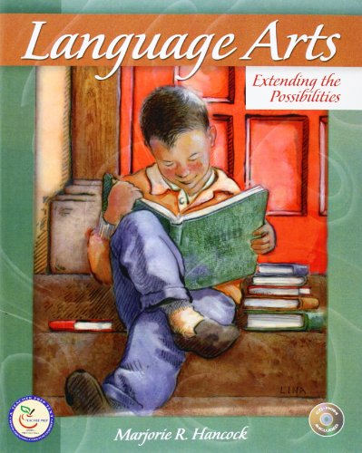 9780130189905: Language Arts: Extending the Possibilities (Book & CD-ROM)