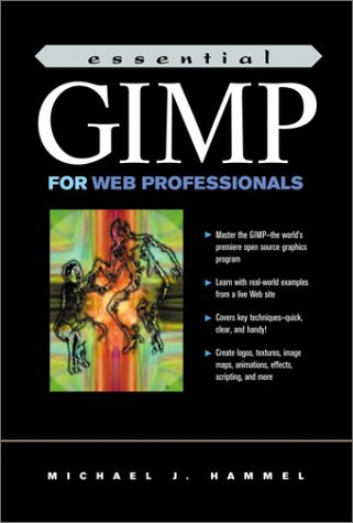 9780130191144: Essential Gimp for Web Professionals