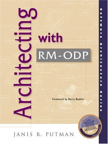 9780130191168: Architecting with RM-ODP