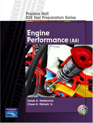9780130191892: Prentice Hall ASE Test Preparation Series: Engine Performance (A8)