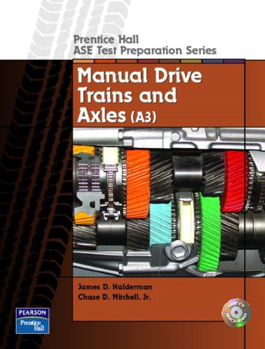 9780130191939: Guide to the ASE Exam-Manual Drive Trains and Axles