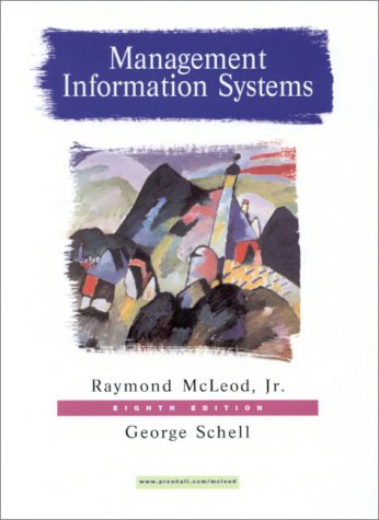 9780130192370: Management Information Systems (8th Edition)