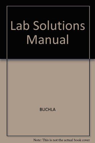 9780130193919: Lab Solutions Manual
