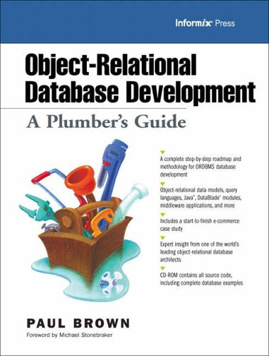 9780130194602: Object Relational Database Development (Informix Press)