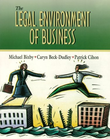 9780130194923: Legal Environment of Business, The