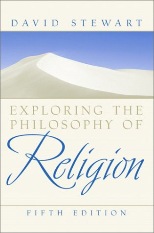 9780130195197: Exploring the Philosophy of Religion (5th Edition)