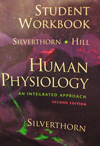 9780130195548: Human Physiology Student Workbook: An Integrated Approach