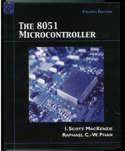9780130195623: 8051 Microcontroller, The (4th Edition)