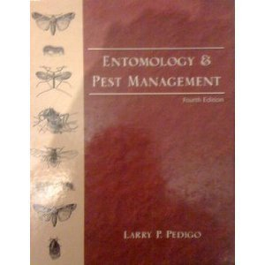 9780130195678: Entomology and Pest Management (4th Edition)