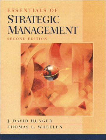 9780130196002: Essentials of Strategic Management