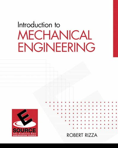 9780130196408: Introduction to Mechanical Engineering