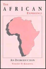 9780130196620: The African Experience