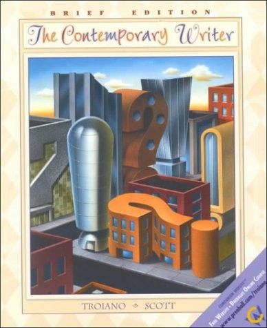 9780130197276: The Contemporary Writer