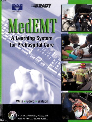 9780130197443: MedEMT: Learning System for Prehospital Care