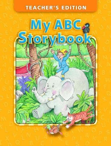 9780130197757: My ABC Storybook: Teacher's Book