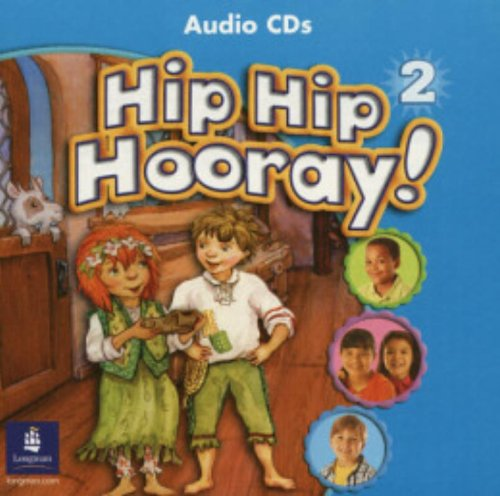 9780130197801: Hip Hip Hooray Student Book  (with practice pages), Level 2 Audio CD