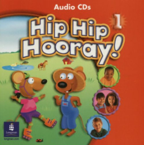 9780130197832: Hip Hip Hooray Student Book (with practice pages), Level 1 Audio CD